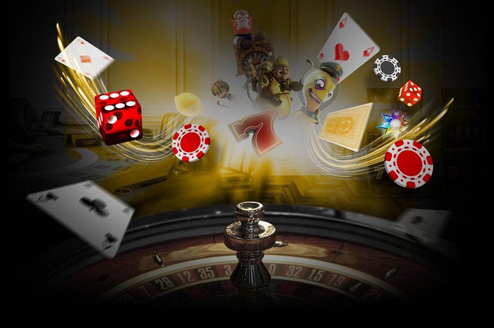 казино онлайн с бонусами